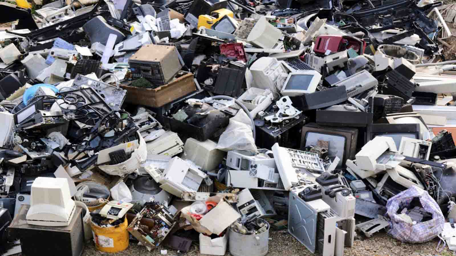 Cal E-Waste Recycle
